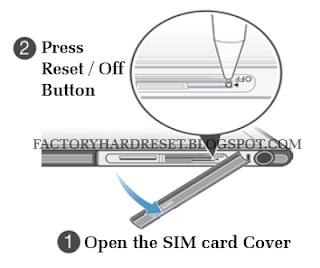 How to Factory Hard Reset Sony Xperia M5 (Dual) (E5633, E5643, E5663)