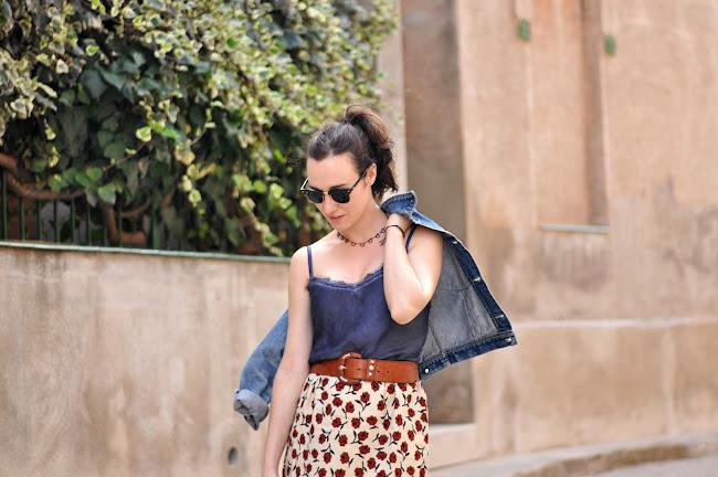 compañia fantastica skirt