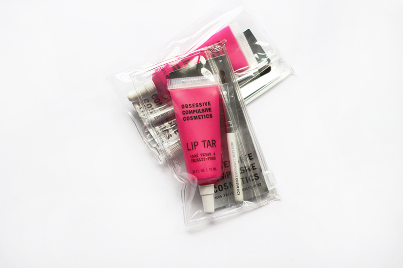 Obsessive Compulsive Cosmetics Lip Tar In Anime, via TheFashionLush.com