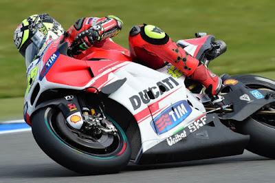 Dibalik Garangnya GP15, Ini Rentetan Kesialan Ducati