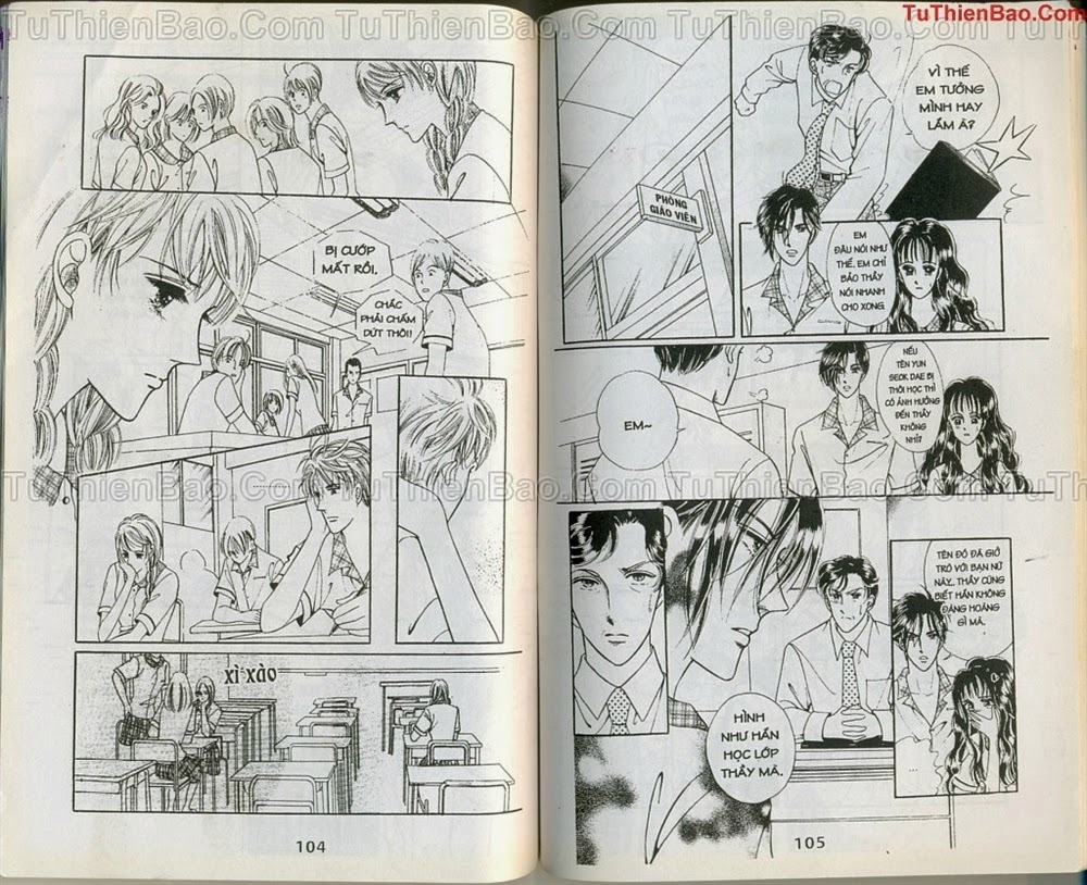 Nữ sinh chap 4 - Trang 53