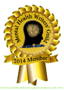 Member of Mental Health Writers' Guild