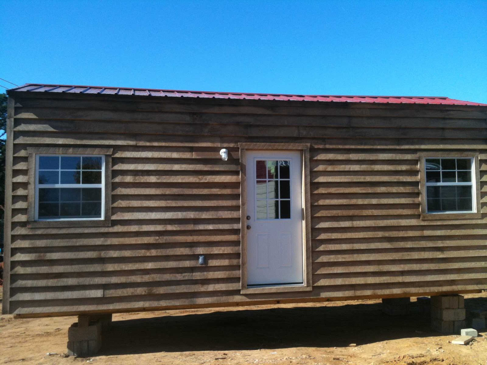 THE TOOKIE TINY HOUSE