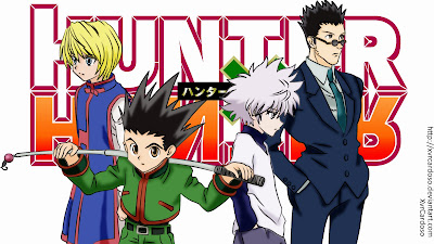Download Anime Hunter x Hunter Bahasa Indonesia LENGKAP - LyGaCool
