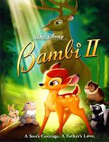Bambi 2: El Gran Príncipe del Bosque (2006) [Latino]
