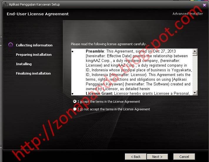 Cara Gampang Membuat Installer Aplikasi Java dengan Advanced Installer