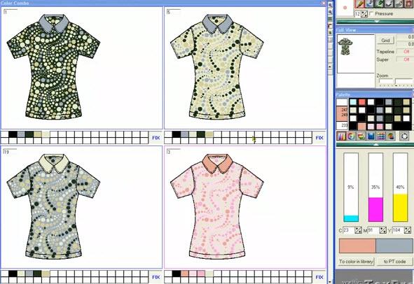 Texpro Fashion Design Software