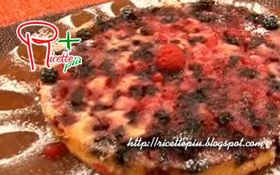 Torta ai Mirtilli Rovesciata di Cotto e Mangiato