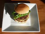 Chipotle-Lime Shrimp Burgers