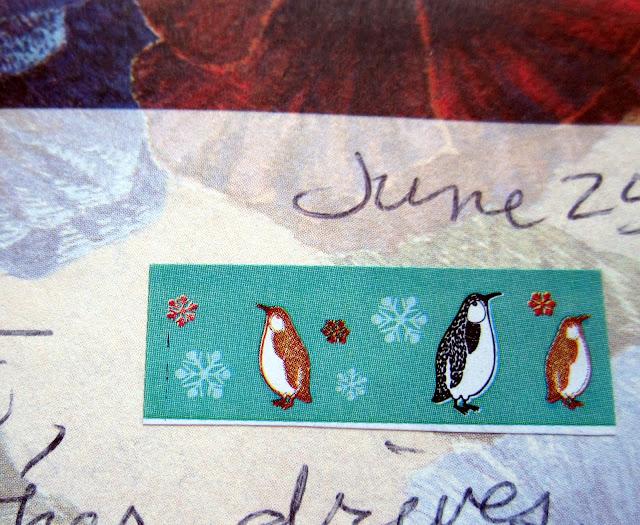 penguin stickers