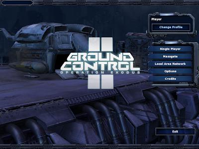 Ground Control 2 Operation Exodus PC Game