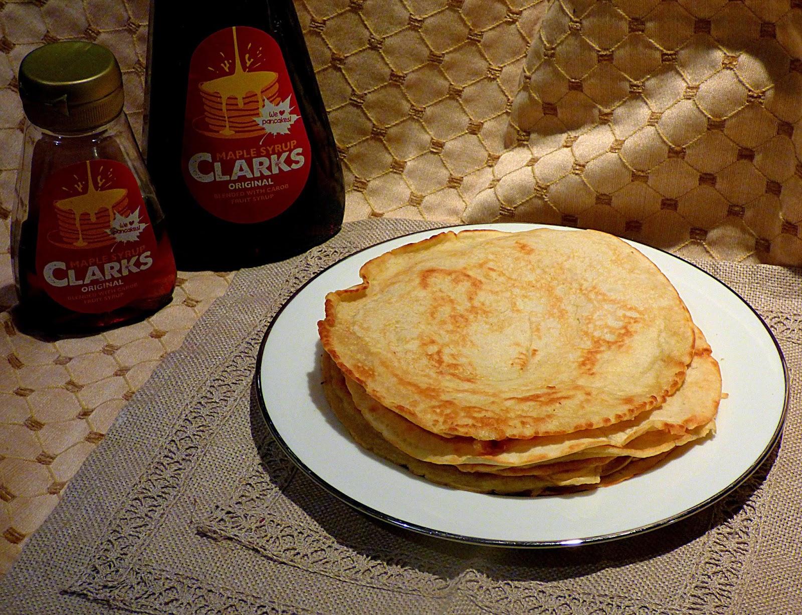 Pancake day recipe, savoury pancake