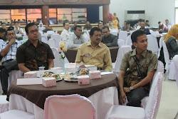 Perwakilan Kemitraan,Staf Ahli Gubernur, dan Koordinator Sekolah Demokrat Aceh Utara