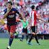 No sofrimento, Barça derrotou o Athletic no San Mamés