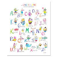 Linzer Lane ABCs