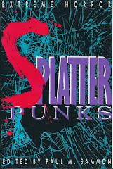 'Splatterpunks' by Paul M. Sammon