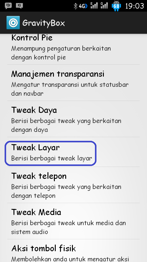 Cara Mengaktifkan Led Notification Pada Tombol Capacitive Android