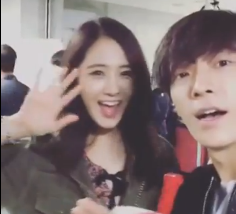 yoona and donghae dating after divorce