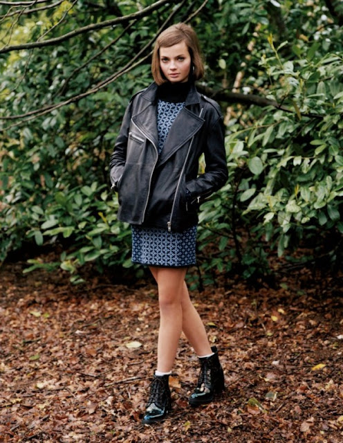 Topshop Lookbook. Winter 2013 UK