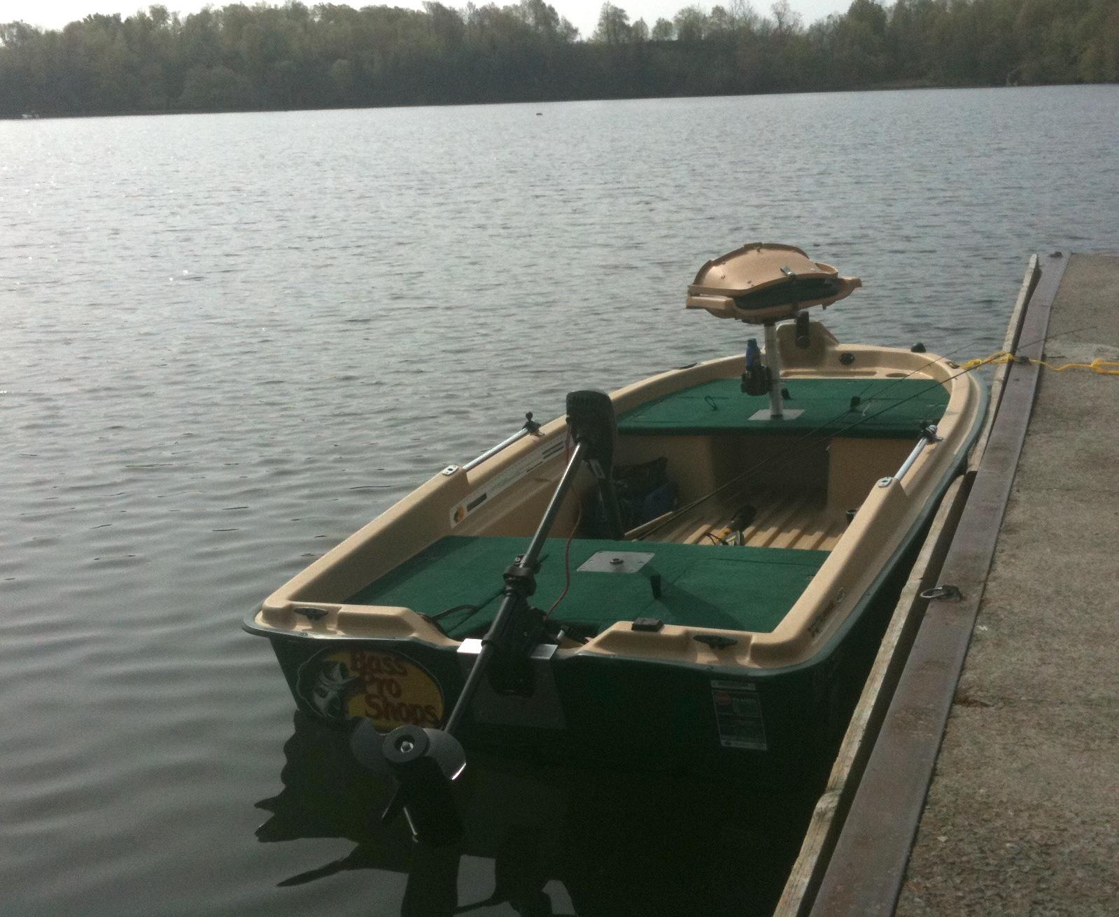 bass junkies fishing addiction pond hopping sun dolphin ForSun Dolphin Fishing Boat