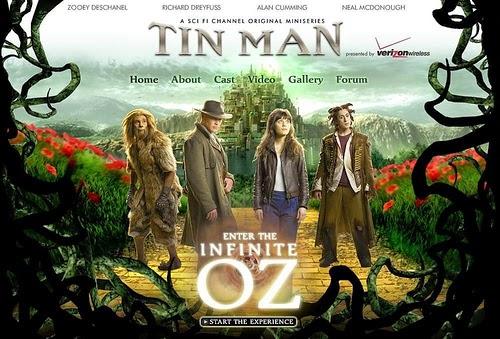 Capitulos de: Tin Man (Mago de Oz)