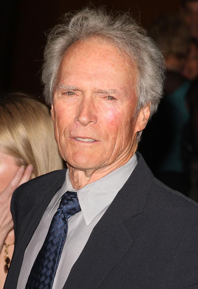 Clint Eastwood participa de evento nos EUA, em março de 2010 (Foto: Getty Images)
