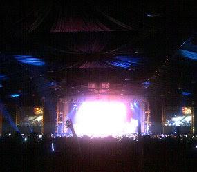 Foto Konser 2PM Di Jakarta | Hands Up Asia Tour 2011