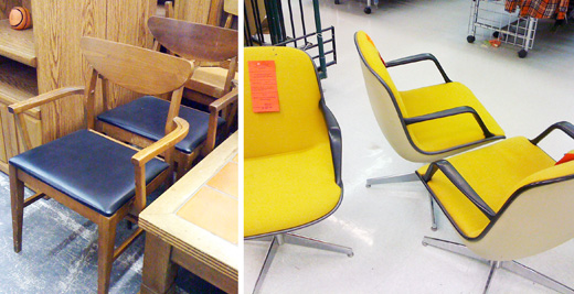 kitsch café blog: WHAT I DIDN'T BUY :: FURNITURE