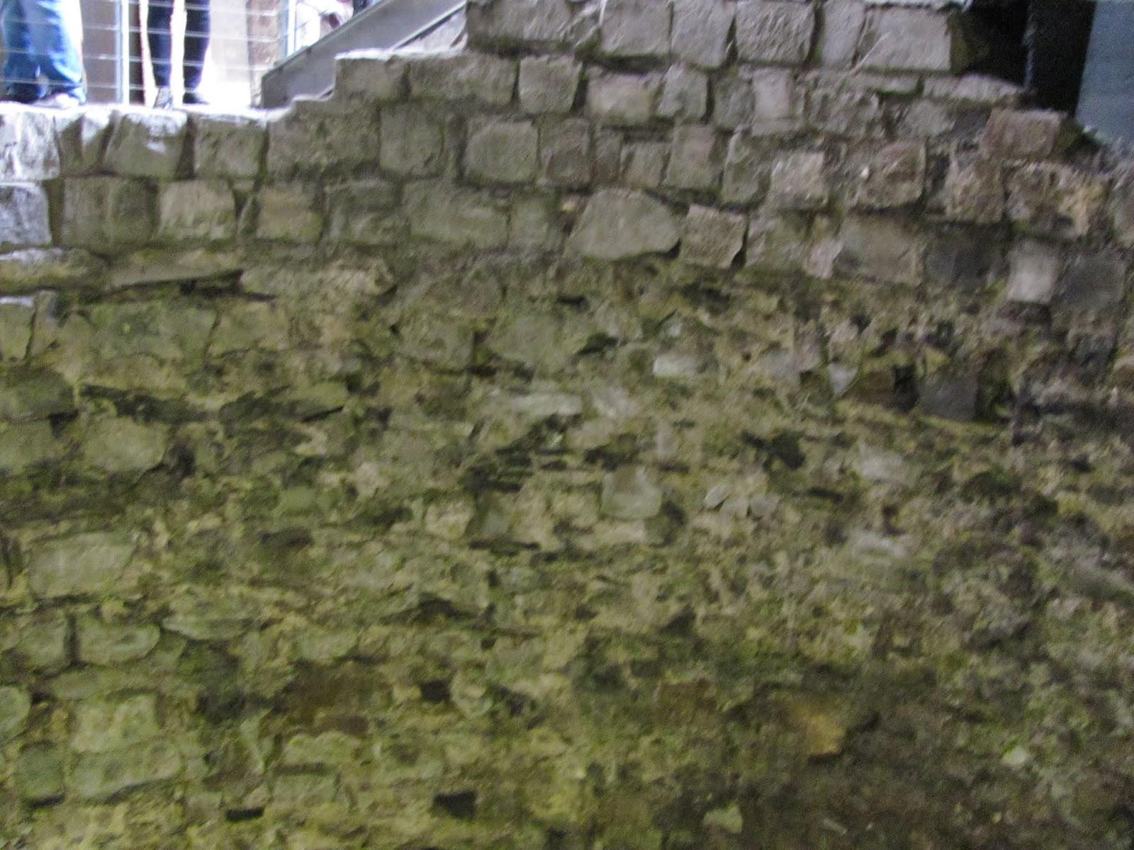 Norman Tower Foundation Dublin Castle