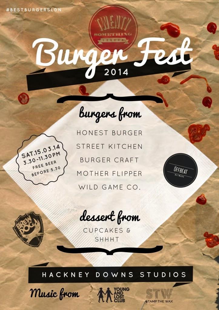 BurgerFEST 2014