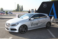 Mercedes-Benz prezinta Noua Clasa A