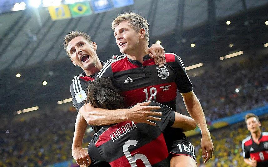 Bóng đá thế giới từ World Cup 2014 tới nay: Có nhiều sự thay đổi không hề nhẹ.