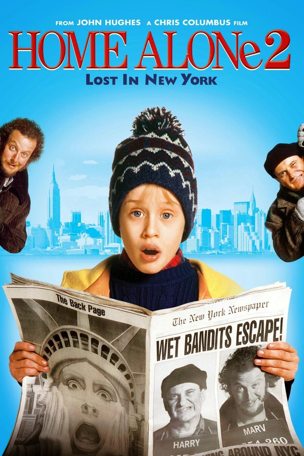 Home Alone 2 : Lost in New York (1992) โดดเดี่ยวผู้น่ารัก 2 Full HD มาสเตอร์ พากย์ไทย