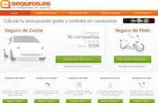 Comparador de seguros online Seguros.es