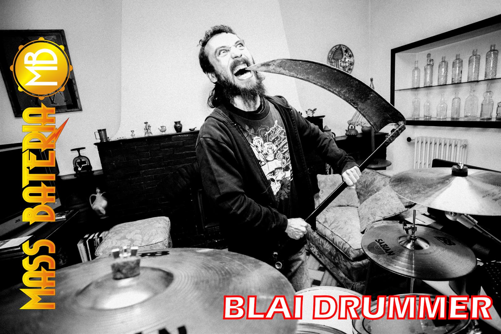 Blai drummer