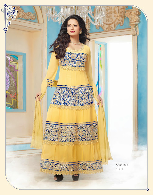Jodha Akbar Actress Paridhi Sharma Anarkali Suit