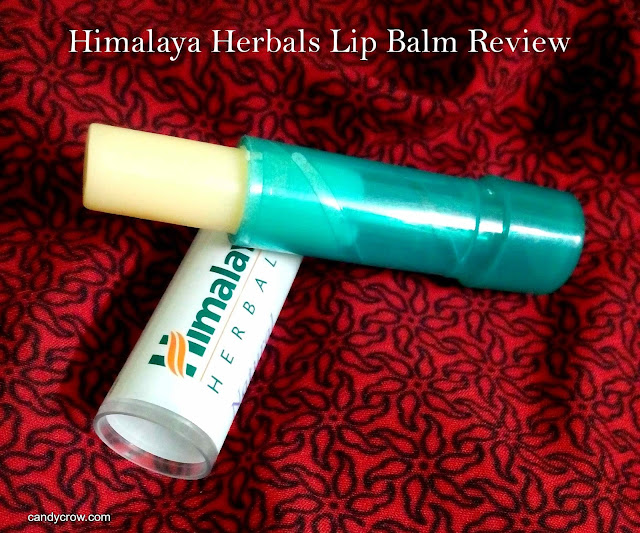 Himalaya Herbals Natural Intensive Lipbalm Review, himalaya lip balm