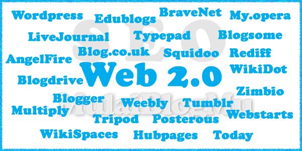40 Situs Web 2.0 Untuk SEO Website/Blog