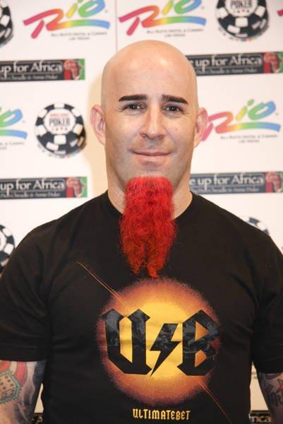 Scott Ian Beard Braid