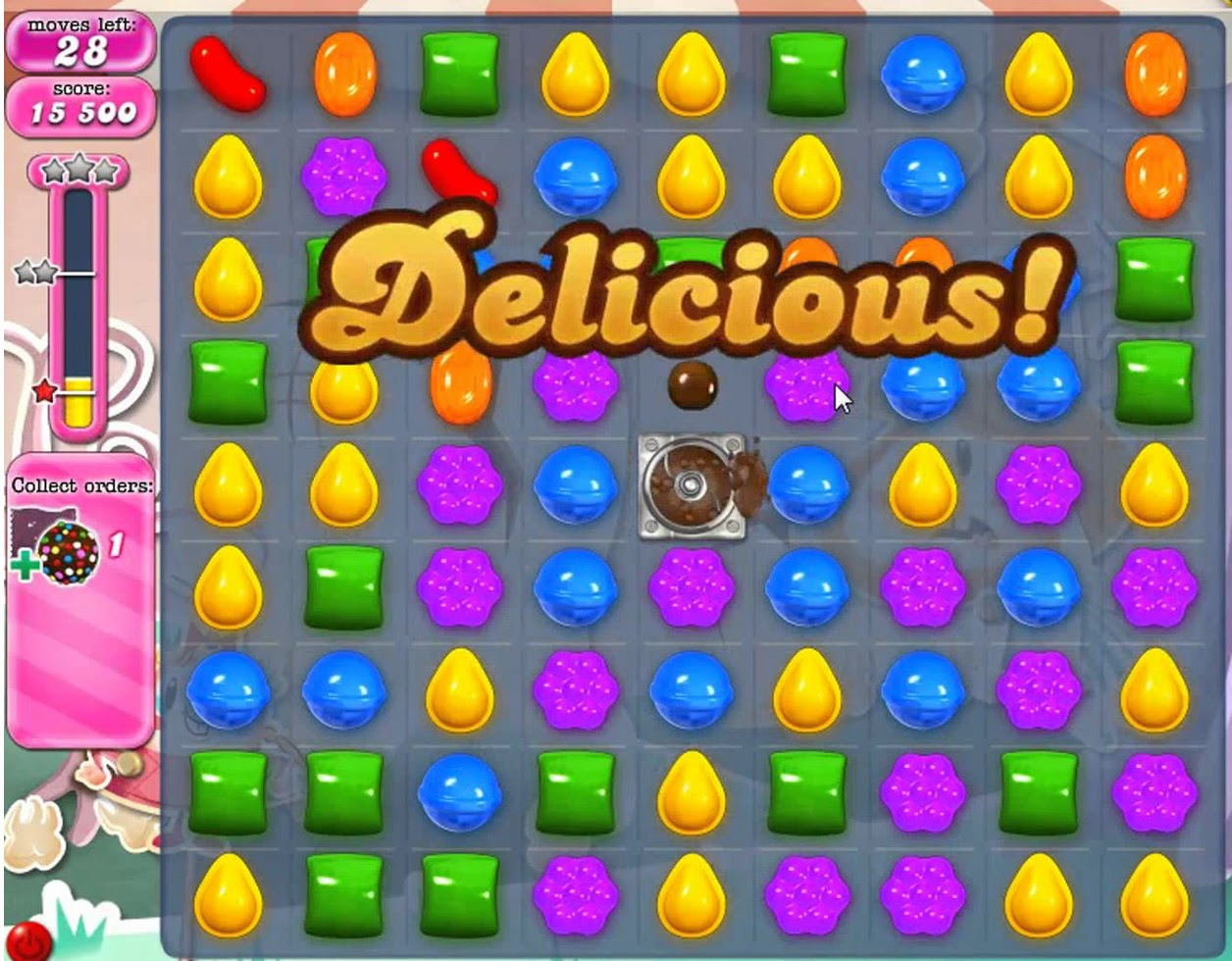 candy crush saga for for Windows