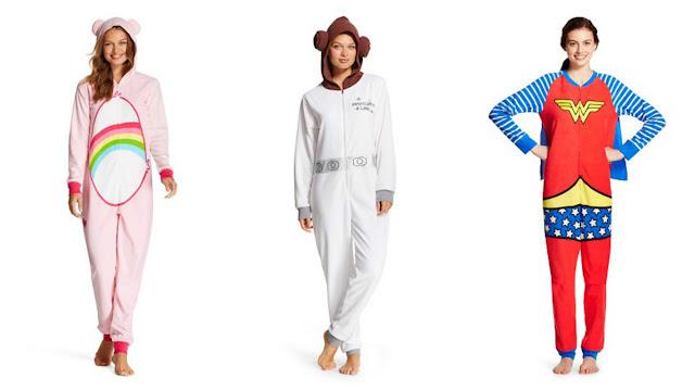 Character Footie Pajamas