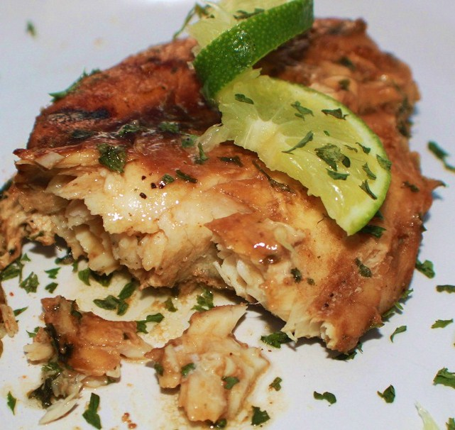 ... Cookin' Italian Style Cuisine: Baked Haddock With Lime Butter Recipe
