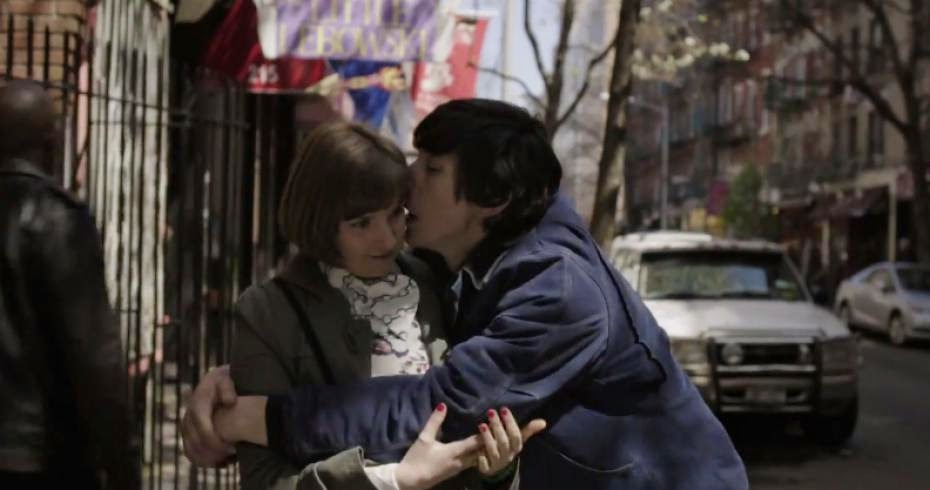 Girls Season 4. Adam y Hannah, último momento tierno de ellos.