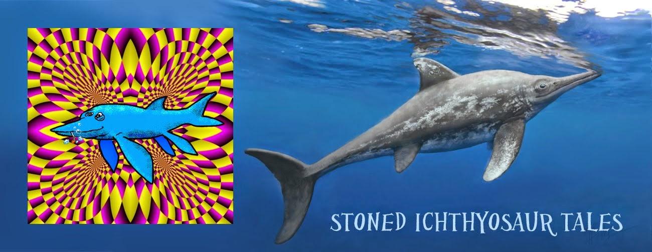 Stoned Ichthyosaur