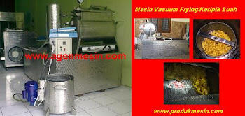 Mesin KeripikBuah Vacuum Frying