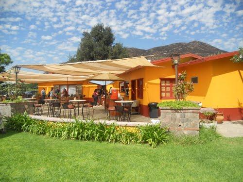 La casa de dona lupe vineyard ruta de vino valle de for Casa de guadalupe