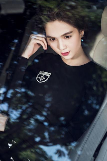 Tạo hình của Ngọc Trinh giai đoạn nhân vật chính đạt được thành công trong giới người mẫu được khắc họa khá giống với cô ngoài đời.