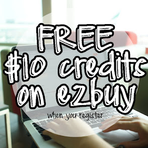 Free credits to shop on Ezbuy!