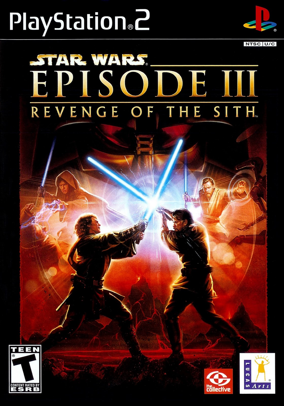 Star wars episode iii revenge of the sith video game star wars episode