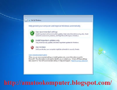 Cara Instal Windows 7 Lengkap 1, Windows 7, Tips Komputer 17